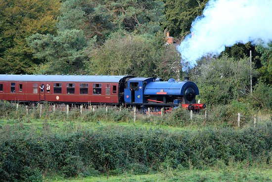 Gwili Railway: gala