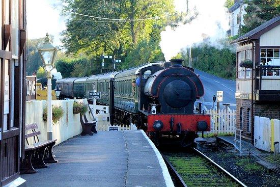 Gwili Railway: Gate