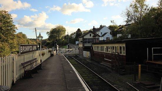 Gwili Railway: Bronwydd