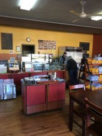 Darrington, WA: More Dining Room