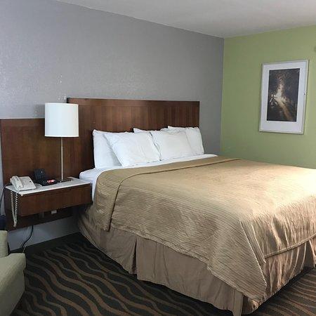 Winder, GA: October 2018 king bed room