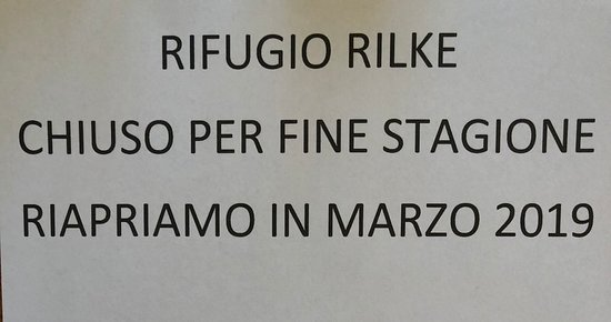 Rifugio Rilke照片