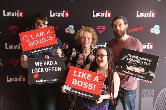 Lucardo: Escape Room Stoke