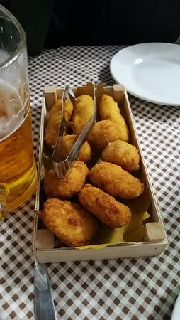 Cesinali, Италия: frittura