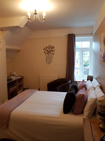 Kingsholm Hotel: Double Room - Overlooking Torwood Gardens
