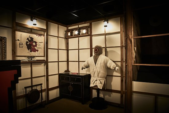 Greater Manchester, UK: Can you beat Tanaka in the Fourth Samurai?