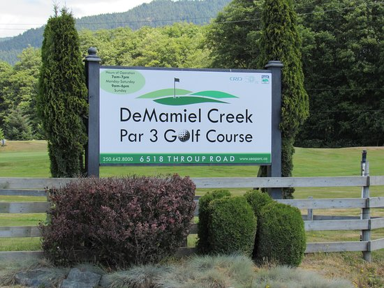 DeMamiel Creek Golf Course