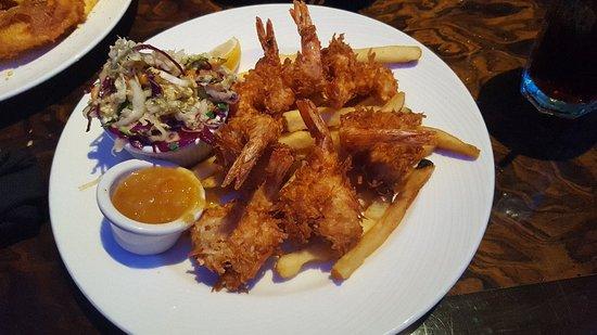 Coconut Shrimp Picture Of Aquarium Restaurant Nashville