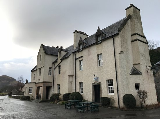 Fortingall Hotel exterior photo