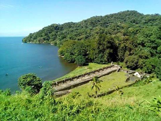 Portobelo Explorer: Part of the fortress