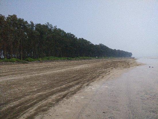 Nagaon Beach照片