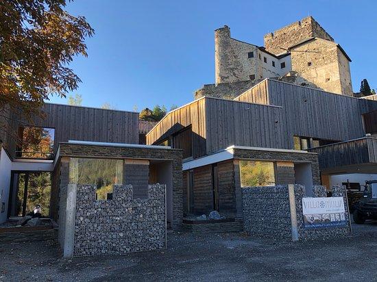 Refugio Laudegg: Ansicht vorne