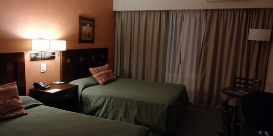 Trenque Lauquen, Argentinien: habitación