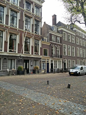 Sliedrecht, Pays-Bas : The smallest house in the Hague