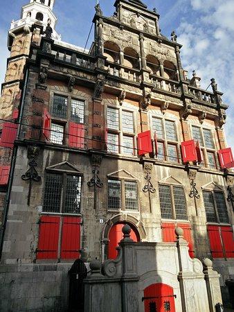 Sliedrecht, Países Bajos: Village Hall