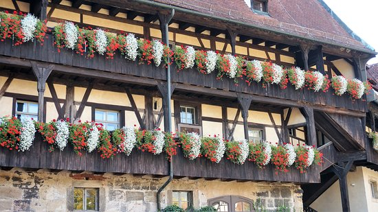 Nuremberg Tours in English: He takes you to great sites for photography.