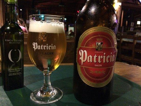 "Indigo Restobar: Cerveza Lt ""Patricia"""
