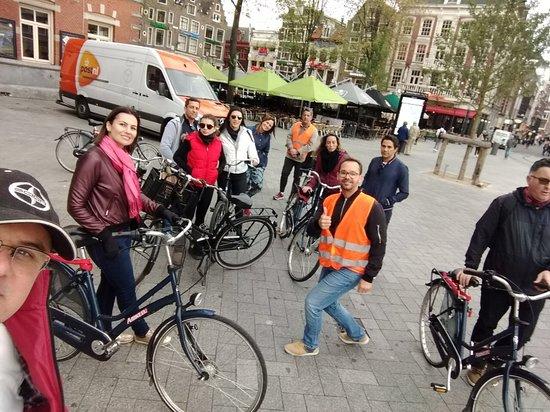 Andantes na Holanda
