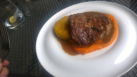Svitavy, Τσεχική Δημοκρατία: Steak byl na jedničku