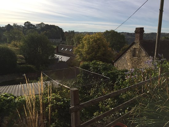 Chalford, UK: Beautiful and peaceful surroundings