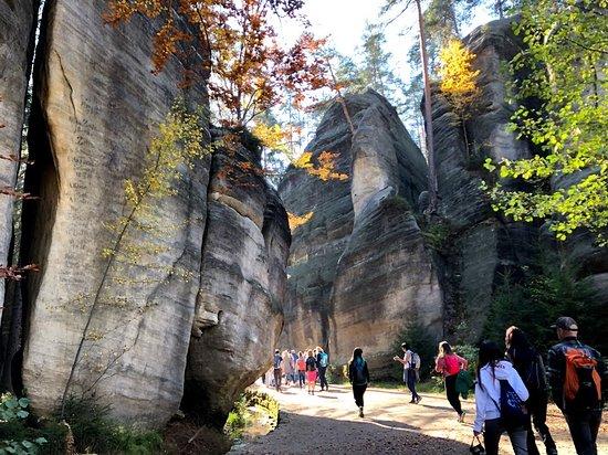Image result for Adršpach-Teplice Rocks