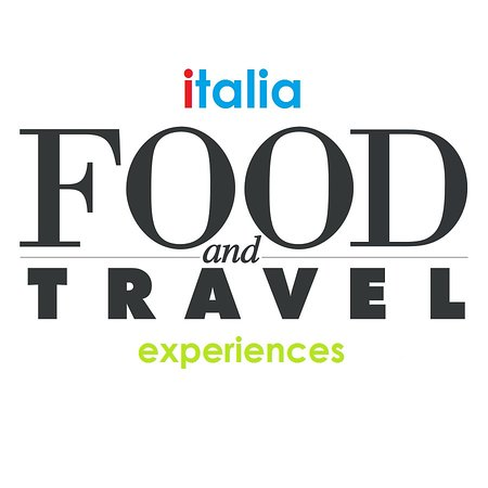 Fiumicino, Italia: Italia Food & Travel Logo
