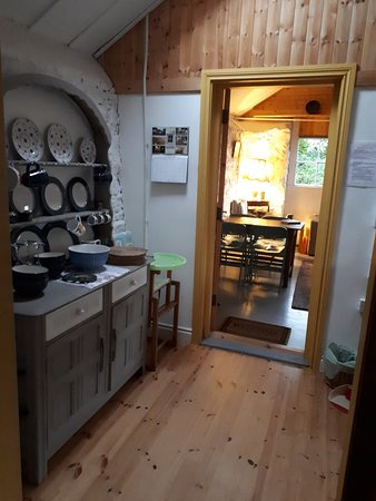 Duncormick, Irland: Interior of appartment, Potter's Yard