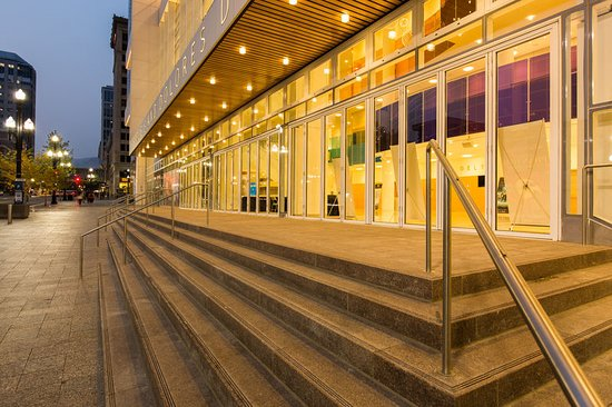 Eccles Theater Picture Of Salt Lake City