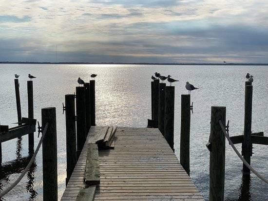 Duck Town Boardwalk Image