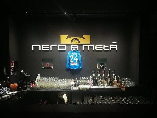 Petrignano d'Assisi, Italien: Nero a Meta