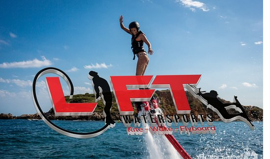 Λάνσινγκ, UK: LIFT WATERSPORTS - FLYBOARDING  BRIGHTON