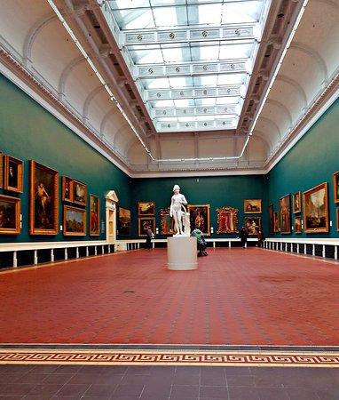 Galería Nacional de Irlanda en Merrion Square: Galeria
