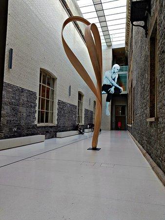 Galería Nacional de Irlanda en Merrion Square: arte