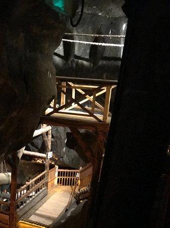 Minas de sal de Wieliczka: Larry's Pictures