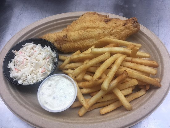 Elkridge, MD: Fried Catfish
