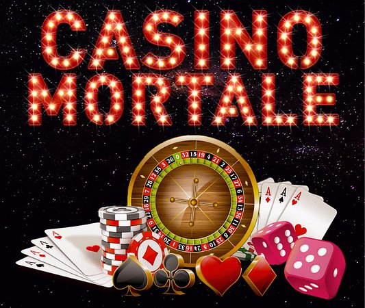 Almere, Belanda: Escape Room: Casino Mortale