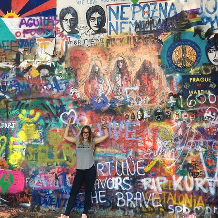 John Lennon Wall (Prague) - 2018 All You Need to Know BEFORE You Go ...