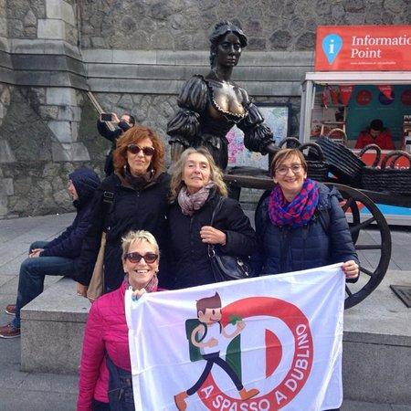 Walking tour Dublin