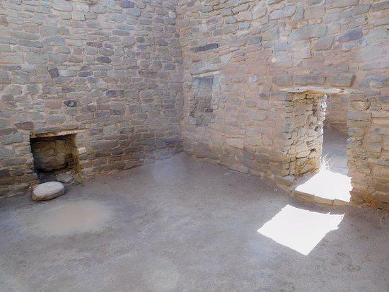 Aztec, NM: Ruins-5-Inside