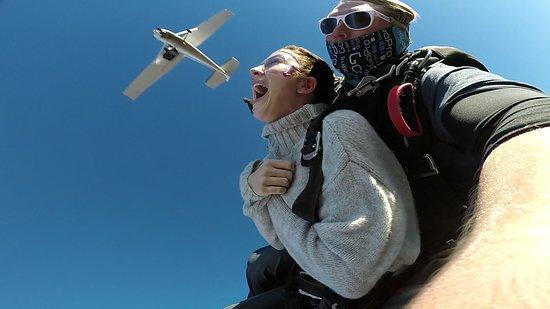 เนฟี, ยูทาห์: First jump was AMAZING!