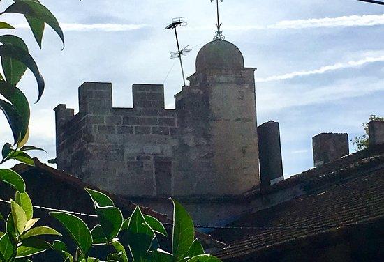 La tour du Cazeau
