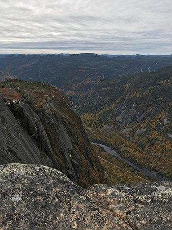 Clermont, Canadá: EN route vers le deuxième sommet