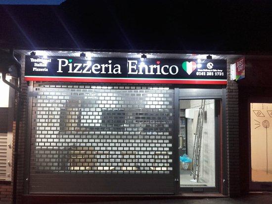 Pizzeria Enrico Bearsden Photos Restaurant Reviews