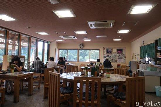 Nishiaizu-machi, Japonsko: 中の様子