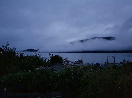 بيج فيش لودج: Great views - even at 5.30am in the morning!