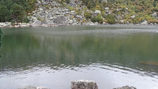 Vinuesa, Spain: Laguna negra