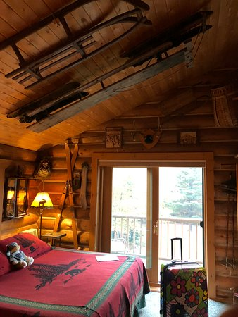 Moose Meadow Lodge & Treehouse Photo
