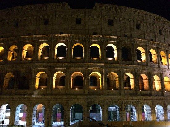 Privétour door Rome per golfkar: Coliseum