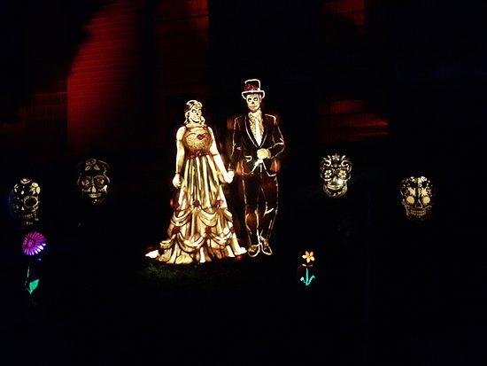 Morrisburg, Kanada: A spooky wedding