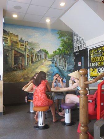 Trang Tien Plaza across Hang Bai from McDonalds  Designer shopping